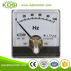 Welding machine meter BP-60N DC10V 100Hz panel dc voltage display frequency meter