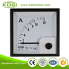 Taiwan technology BE-72 AC10A 3 times overload analog panel ammeter for electric generator