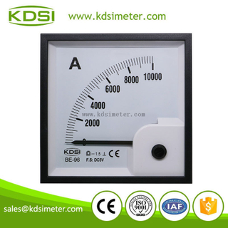 New Hot Sale Smart BE-96 96*96 DC5V 10000A volt ampere meter