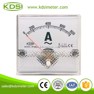 New Hot Sale Smart BP-80 80*80 AC800/5A auto ampere meter