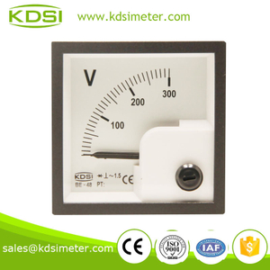 BE-48 AC Voltmeter with rectifier AC300V analog voltmeter