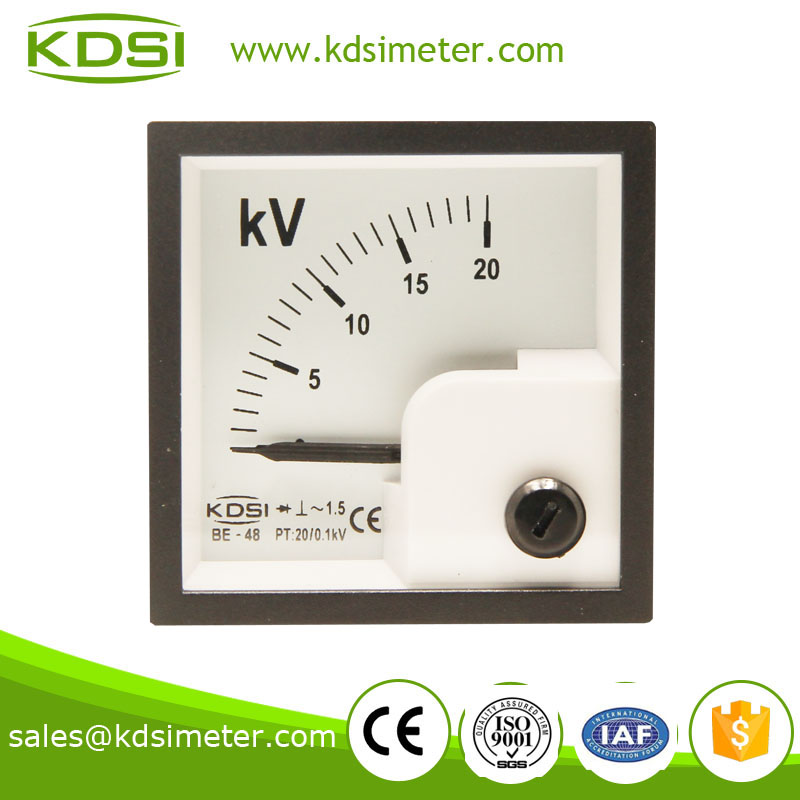 BE-48 AC Voltmeter with rectifier AC20/0.1kV