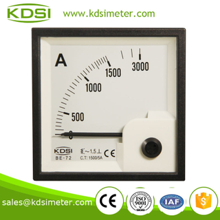 Classical BE-72 AC1500 / 5A mini current meter