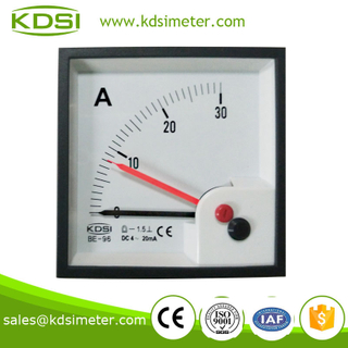 Can be customized BE-96 30A DC4-20mA output galvanometer