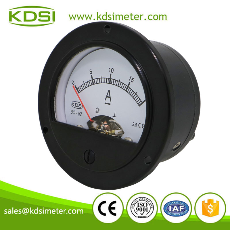 Original manufaturer Best Quality BO-52 DC20A ammeter with output