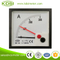 Taiwan technology BE-80 AC300 / 5A rectifier with red pointer ac ampere meter