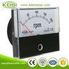 Factory direct sales BP-670 DC10V 200rpm panel analog rpm meter for car