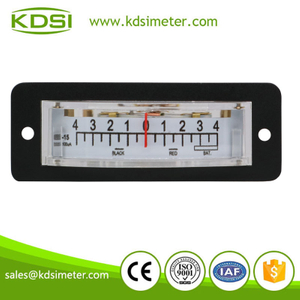 Hot Selling Good Quality BP-15 DC+-100uA+-4 analog mini thin edgewise panel meter