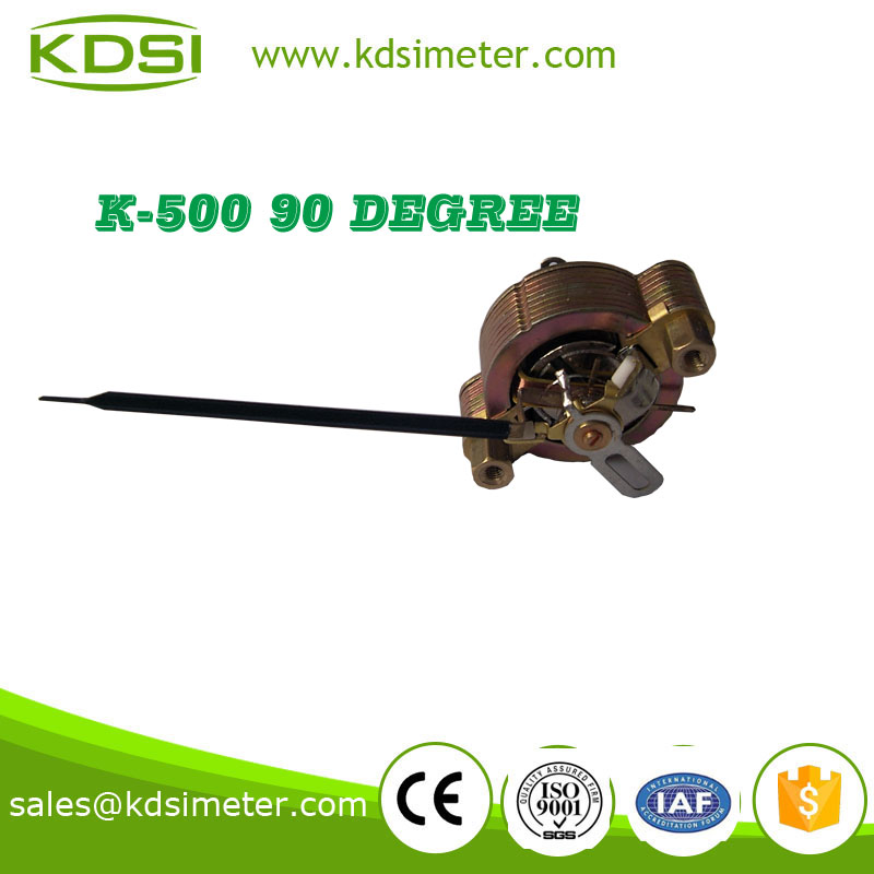 Meter Movement K-500 90 degree