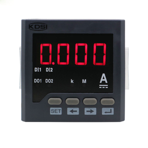 Hot Selling Good Quality BE-72DA DC75mV 30A digital display ammeter