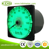Hot Selling Good Quality LS-110 DC4-20mA 160km/h green backlighting analog panel speed meter