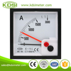 New Hot Sale Smart BE-80 AC1500/1A with red pointer analog ac amp panel meter