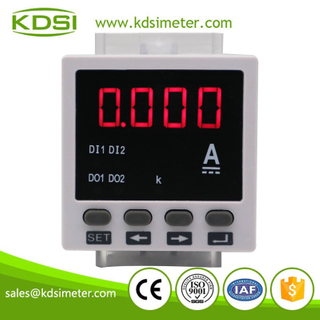China Supplier BE-48DA DC5V display current digital dc panel ammeter