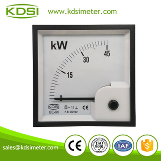 Taiwan technology BE-96 DC10V 45KW voltage power meter