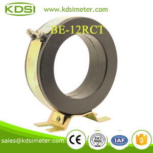 Current transformer BE-12RCT high precision round type transformer