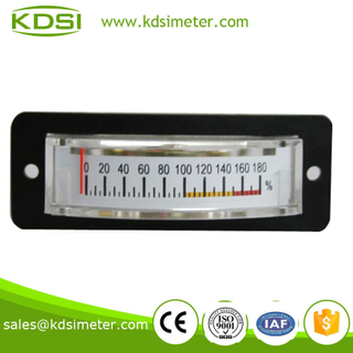 CE certificate BP-15 180% DC10V coarctation scale load voltmeter